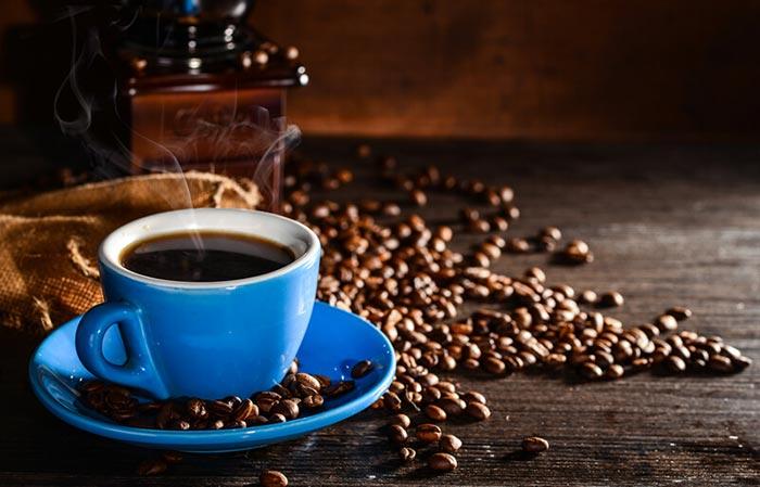 浓醇黑咖啡