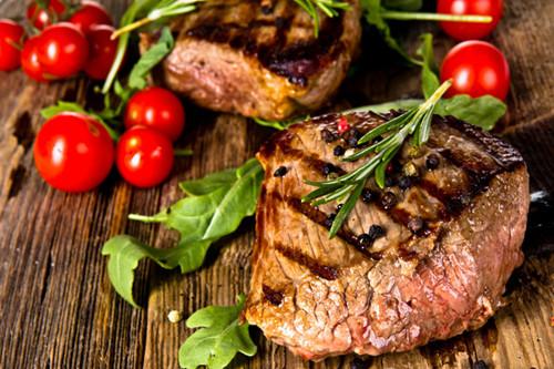西餐-果木烤牛排