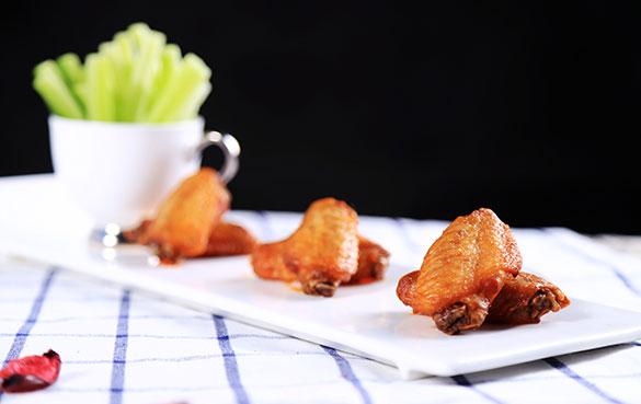 西餐-奥尔良烤翅