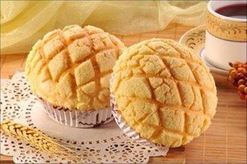 西点-菠萝面包