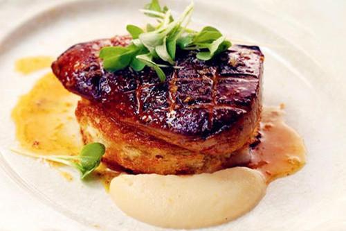 西餐-法式煎鹅肝