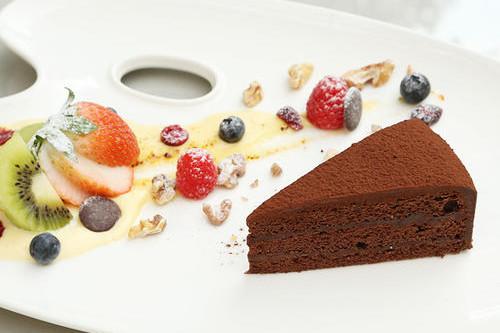 西点-黑琳蛋糕