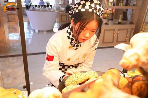面包培训多长时间,哪家面包培训好?